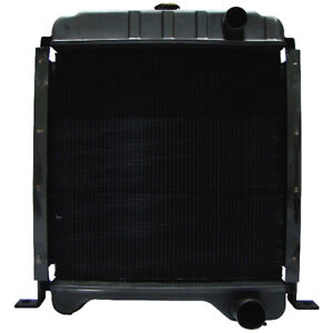 Radiator For Case 1840 1845c 1a12192