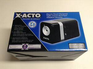 X acto 1716 Electric Pencil Sharpener