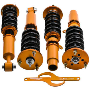 Racing Coilovers For Bmw 5 Series E60 Sedan 2004 2010 Adjustable Height Struts