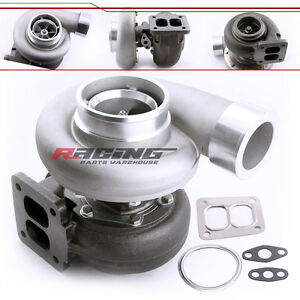 Brand New Gt45 Racing High Performance Turbo Turbocharger Up To 600 Hp