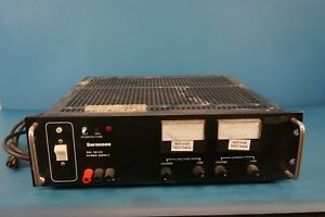 Sorensen Srl 20 25 Adjustable Dc Power Supply 0 20 V 0 25 Amps