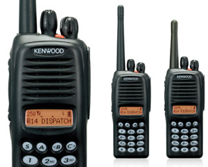 Kenwood Tk 3180 Uhf Fm Handheld 2 way Radio With Dtmf Keypad