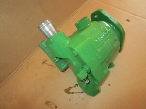 Oliver Tractor 1755 1855 1955 2255 Hydraulic Pump Works Great