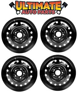 Steel Wheel Rim 16 Inch Wheels Set Of 4 For 08 12 Honda Accord