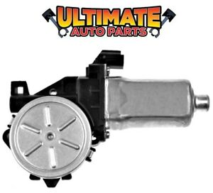 Rear Power Window Motor Drivers Lh For 91 93 Toyota Celica convertible