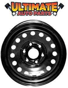 Steel Wheel Rim 17 Inch For 06 17 Gmc Sierra 1500
