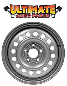 Steel Wheel Rim 15 Inch Silver For 10 13 Ford Transit Connect