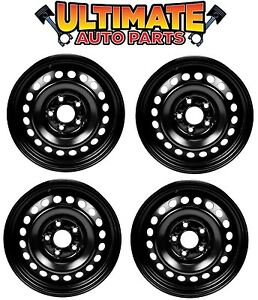 Steel Wheel Rim 15 Inch Wheels Set Of4 For 12 17 Ford Focus