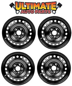 Steel Wheel Rim 16 Inch Wheels Set Of 4 For 13 18 Ford Fusion