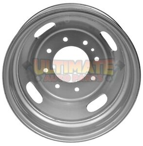 Dually Wheel Rim 17 Inch Steel For 06 15 Ford F 550 Super Duty