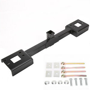 Front Mount Trailer Receiver Hitch For 99 07 Ford F 250 350 Super Duty New