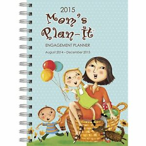 Perfect Timing Avalanche Mom s 2015 Engagement Planner August 2014 December