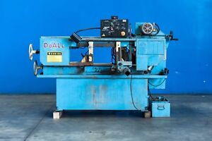 9 X 16 Doall C 916a Automatic Horizontal Metal Cutting Bandsaw 1996