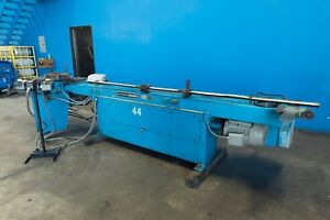 Pines Horizontal Hydraulic Tube Bender 1 1 2 X 0 093 Wt 4790