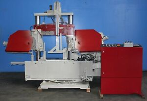 16 X 27 5 Behringer Automatic Horizontal Metal Cutting Bandsaw