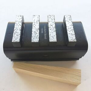 New 6pk 16 20 Diamond Grinding Blocks Fits Edco stow husq gen Floor Grinders