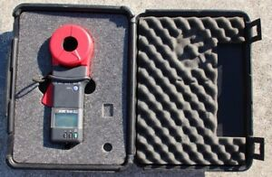 Aemc 3711 Clamp On Ground Resistance Tester Free Shipping