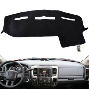 Dashboard Dash Mat Dashmat Sun Cover Pad For Dodge Ram 1500 2500 3500 2010 2018