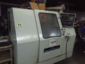 1994 Leblond makino Fnc60 Fanuc Om Cnc Vmc on Power Used Weekly