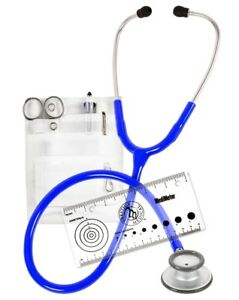 Sk121 Clinical Lite Nurse Kit Stethoscope Royal Blue
