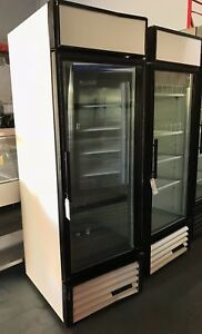 True Commercial 1 Glass Door Freezer