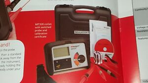New Megger Mit310 Insulation Tester Still Sealed With Full Warranty