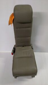 2007 Honda Odyssey Rear Center Leather Jump Seat 2nd Row Trim Code G Seenote