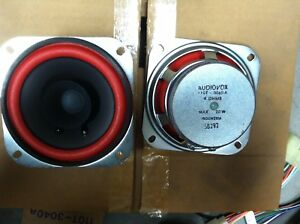 John Deere audiovox Speaker And Bezel Assembly Swjd7000 Swjd7010