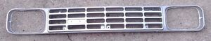 Mazda Pick Up B1000 1200 Front Grille Mask Square Head Lights