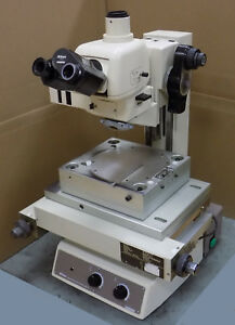 Nikon Mm 40 Measurement Microscope Rsf Electronic Stage