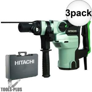 Hitachi Dh38ye2 3 1 1 2 Spline Shank Rotary Hammer 2 Mode New