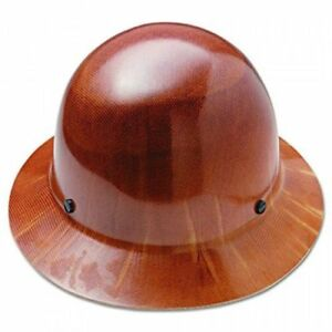 Msa 475407 Natural Tan Skullgard Hard Hat With Fastrac Suspension brand New