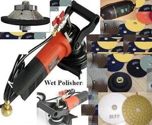 Wet Polisher 3 4 Bevel Bullnose Router How To Fabricate Granite Countertop Usb