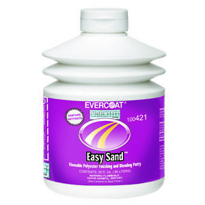 Evercoat 421 Easy Sand 30oz Pump Polyester Finishing And Blending Putty