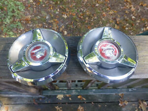 1967 1970 Mercury Cougar spinner Look 1 Or 2 Hubcaps Hub Cap C8wa 1a041 a