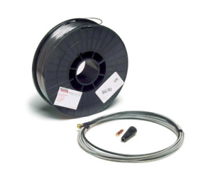 Lincoln Electric 035 Inch Innershield Wire Spool Flux Core Welder Welding Kit