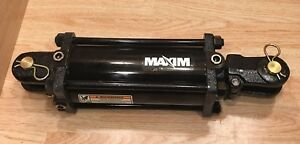 Maxim 218 360 Hydraulic Cylinder 4 Bore 8 Stroke Double Acting