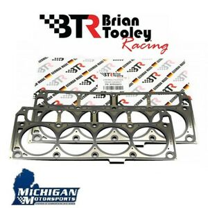 Btr Ls9 Cylinder Head Gaskets Mls Pair Turbo Multi Layer 4 100 Bore Ls1 Ls3 Ls2