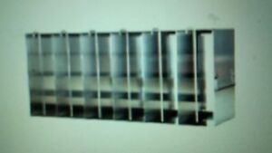 Upright Freezer Racks For 96 well 384 well Microtiter Plates Ufmp 511l