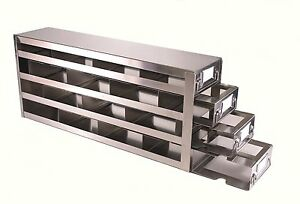 Upright Freezer Drawer Racks For 2 Boxes Ufd 442