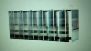 Upright Freezer Racks For 96 well 384 well Microtiter Plates Ufmp 609l