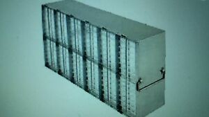 Upright Freezer Racks For 96 well 384 well Microtiter Plates Ufmp 611l