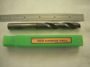 New Sumitomo Usa 7 16 Cut Dia X 2 3 4 Loc X 4 5 8 Oal Solid Carbide Drill