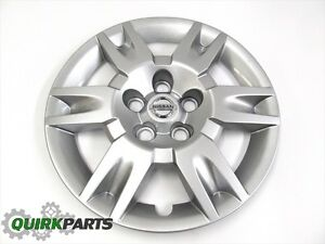 2005 2006 Nissan Altima 16 Wheel Cover Hubcap Assembly Oem New 40315 Zb100