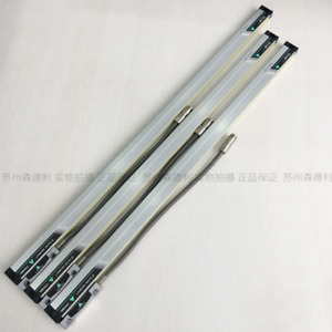 1pcs Used Mitutoyo Linear Scale Readable Length At112 620f