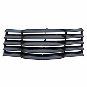 1947 53 Chevrolet Pickup Grille Assembly Painted Black New