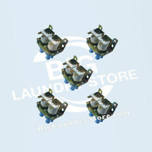 5 Pcs 5x New Water Valve For Dexter Ipso 110v Washer 9379 183 001