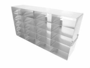 Upright Freezer Racks For 2 Boxes Uf 452