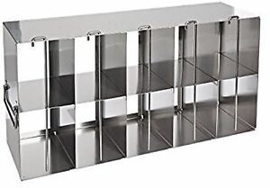 Upright Freezer Racks For 96 well 384 well Microtiter Plates Ufmp 509l