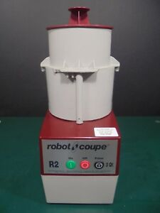 Food Processor Robot Coupe R2c 645 00 Free Shipping 100 Working Condition